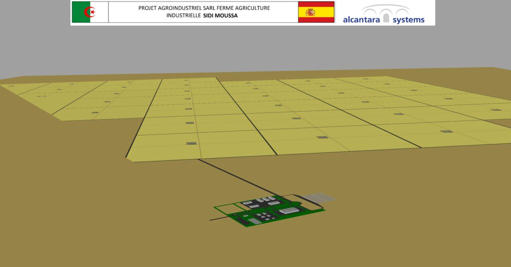 Simulación 3D del proyecto