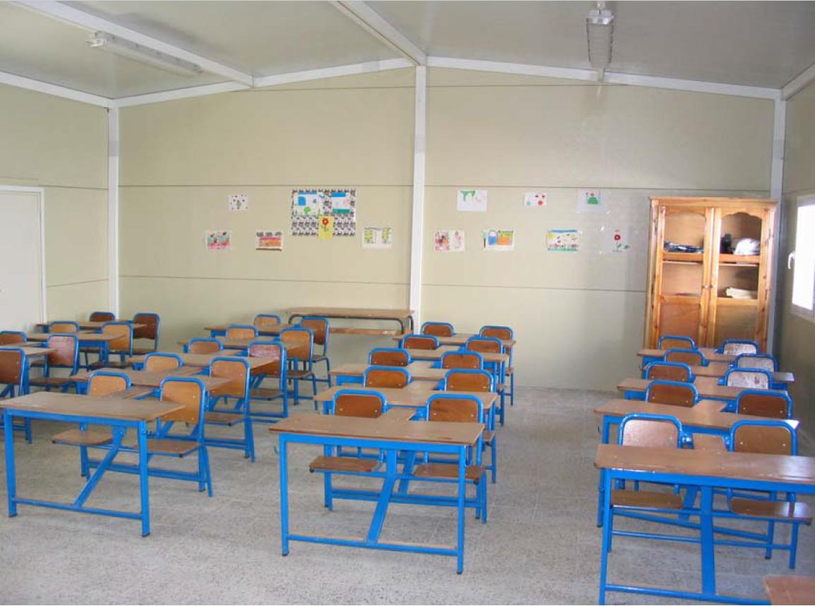 Escuelas de Zemmouri