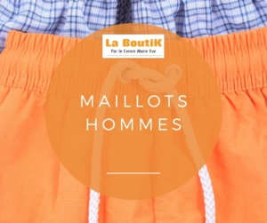 Maillots hommes