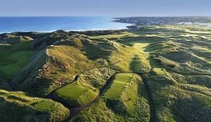 THE NORTH COAST LINKS EXPERIENCE