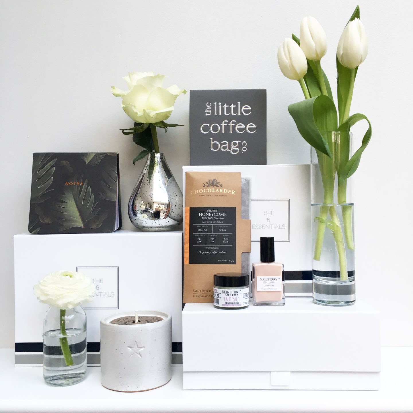The 6 Essentials – A premium gift box JUST for you
