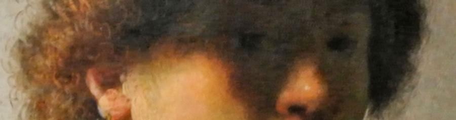 rembrandt omakuva ©Marju Aavikko Rijksmuseum Amsterdam
