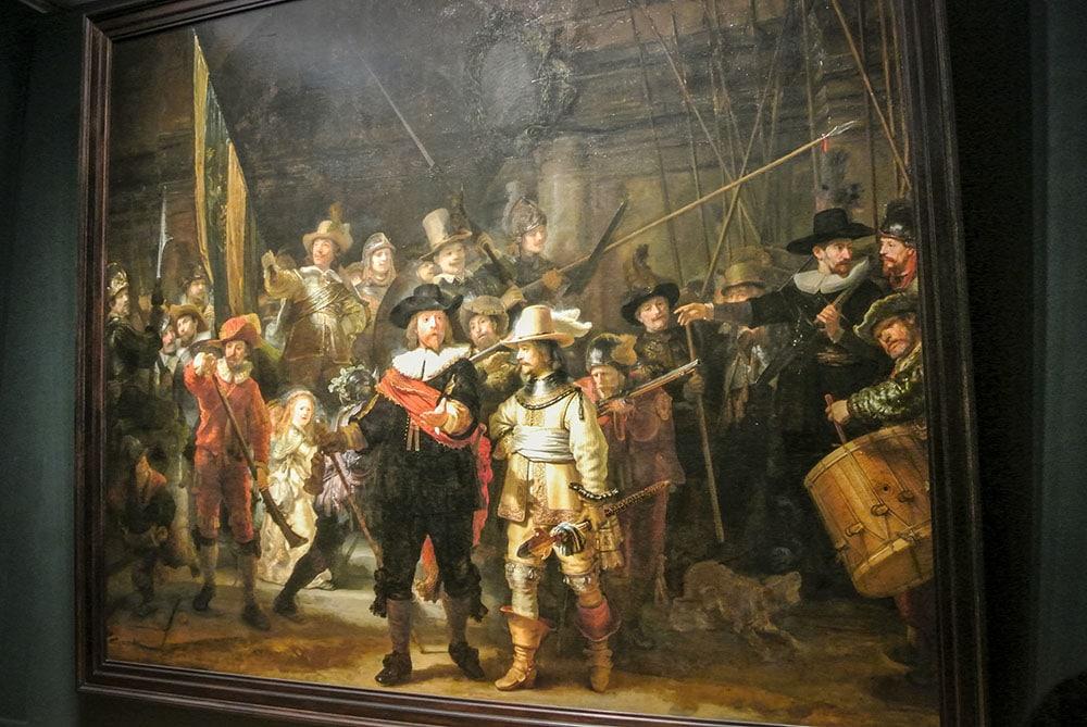 Rembrandtin Yövartio