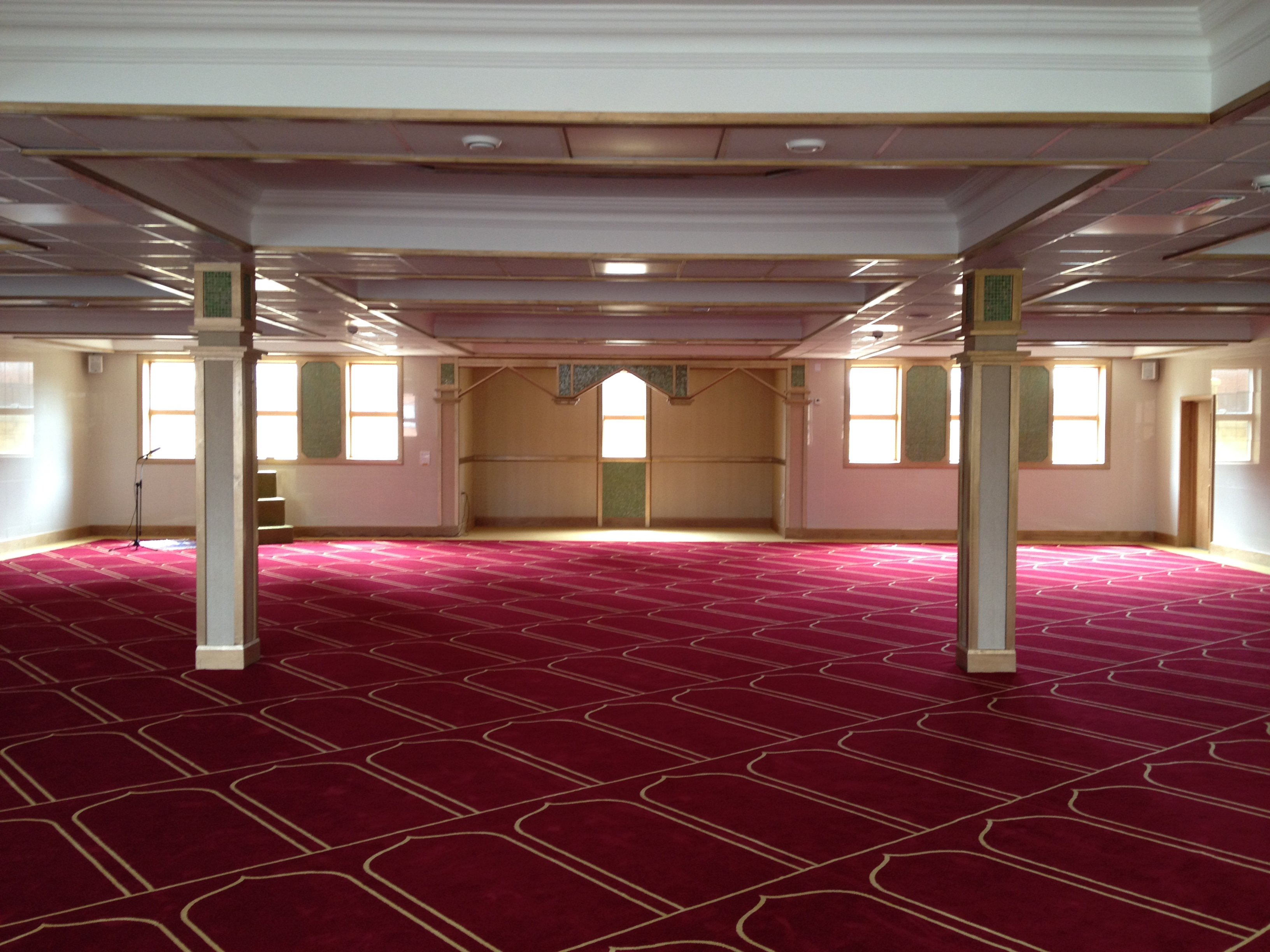 Prayer Hall