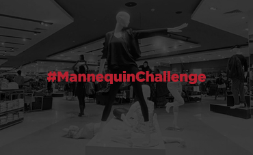 Reliance Trends Mannequin Challenge