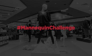Reliance Trends Mannequin Challenge