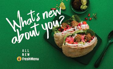 All New FreshMenu
