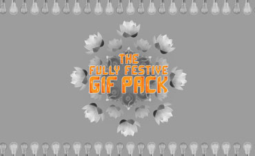 The Fully Festive GIF Pack