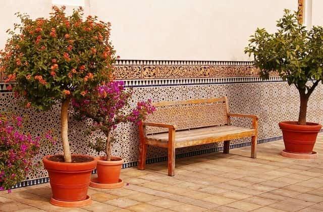tips for terrace garden making terrace garden waterproof