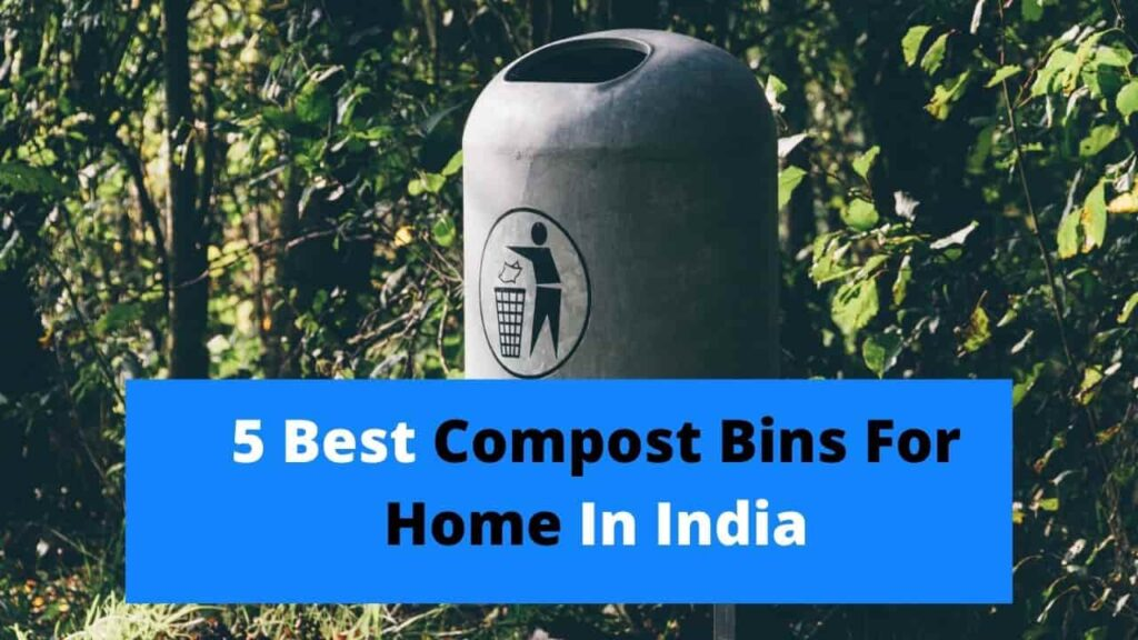 Home composter India - Best compost bins india