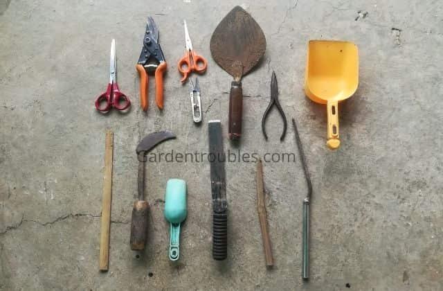 Gardening Tools In India