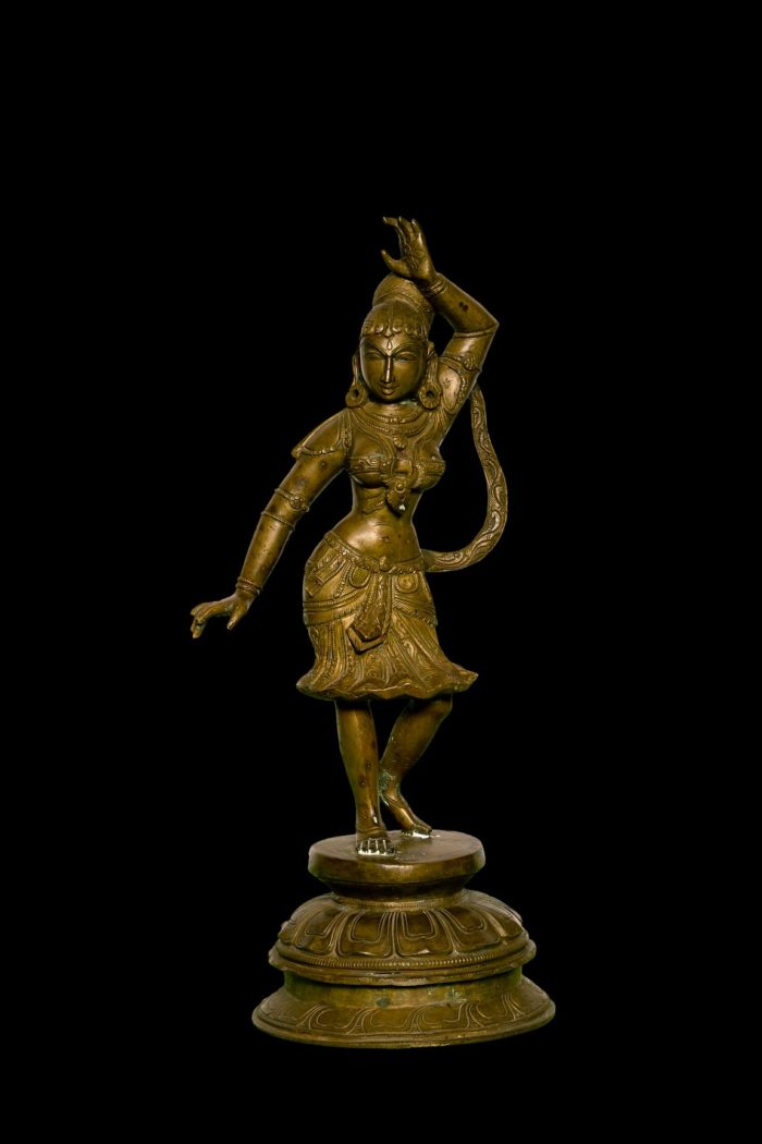 Dancing Lady 16 Inch- Front View