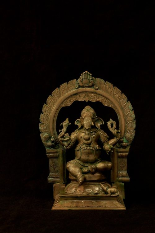 Ganesh 12 Inch- Front View
