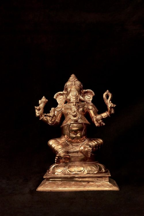 Ganesh 9 Inch- Front View
