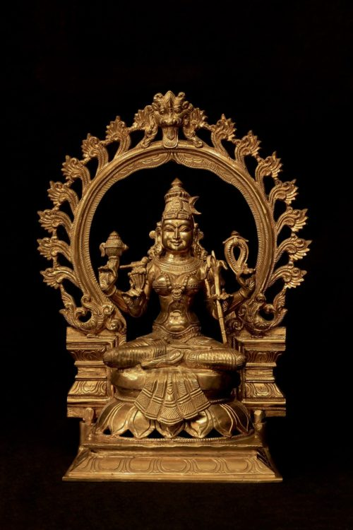 Kamakshi 12 Inch- Front View