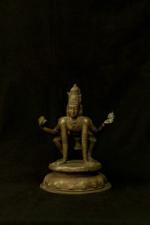 Sivathandavam 15 Inch- Front View