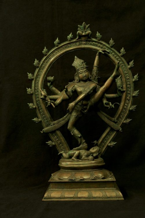 Sivathandavam 21 Inch- Front View