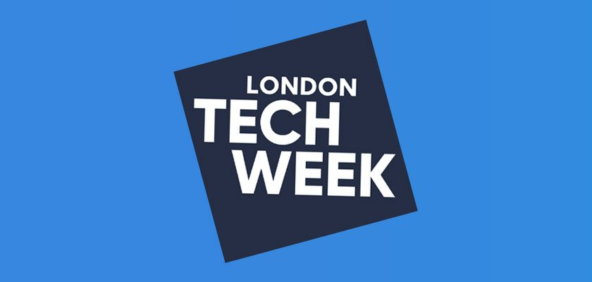 London Tech Week 2019 Uk