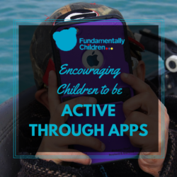 Good app Guide Recommendation of Apps which Encourage Children to be Active