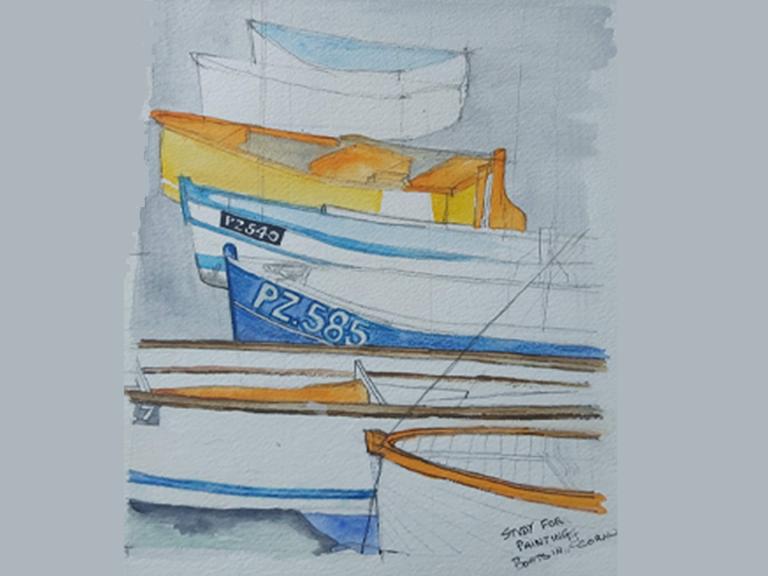 boats 1 study