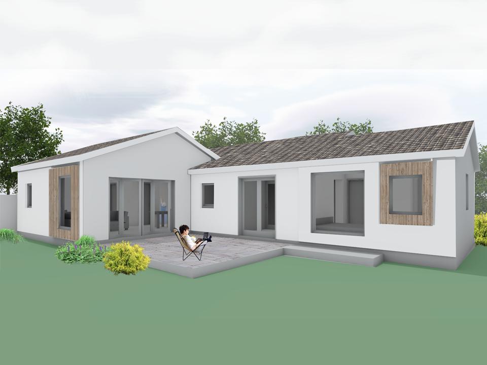 bungalow extension penzance