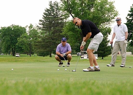 Golf mental health
