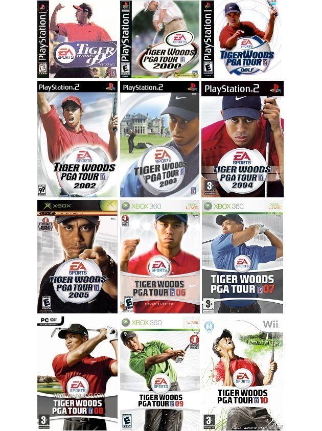 Tiger Woods EA