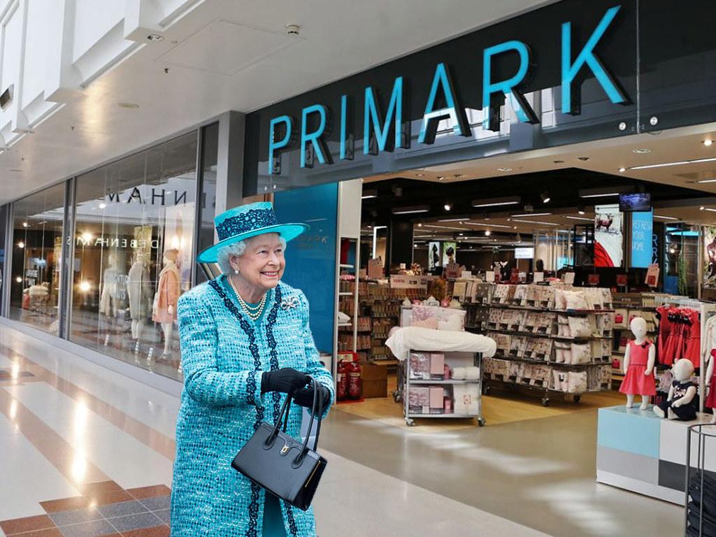 Queen Shopping