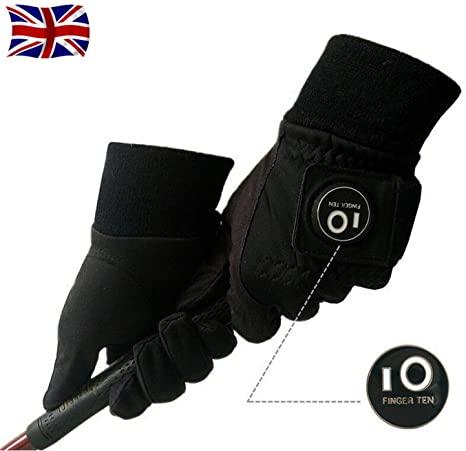 Finger Ten Rain Gloves