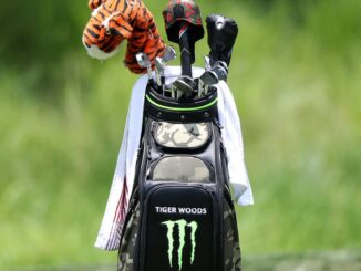 best golf bags - Tiger Woods Bag