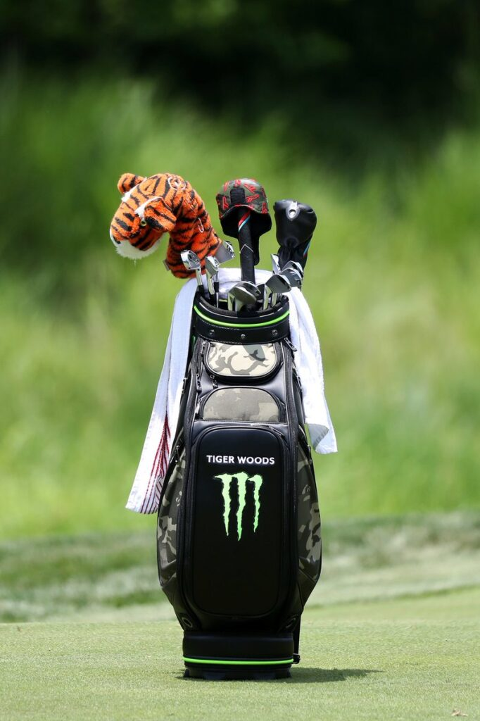 best golf bags - tigers bag