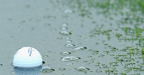 Ball in best golf rain gloves