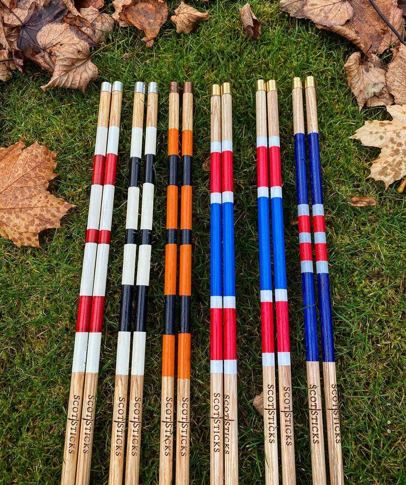 scot sticks alignment sticks golf