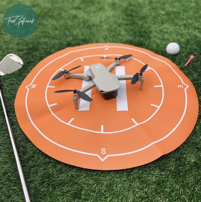 Golf Drone Course Reviews