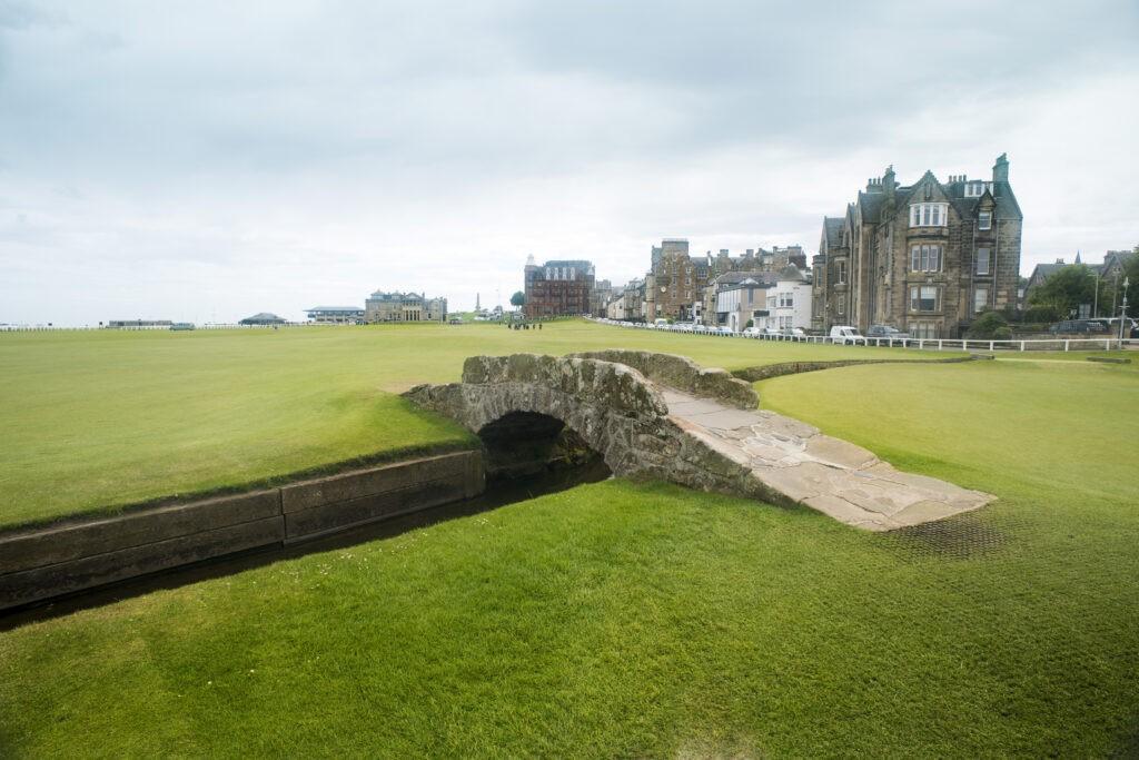 beginner golf advice Saint Andrews