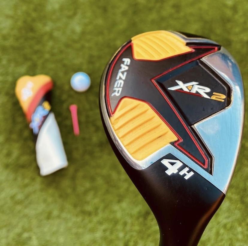Fazer XR2 Best budget hybrid golf club