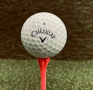 Best beginner golf ball Callaway supersoft
