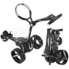 Motocaddy M Tech best electric golf trolley