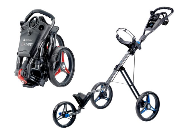 motocaddy best push trolley