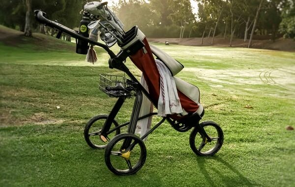 best golf trolleys 2021