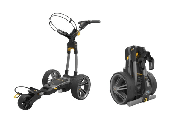 powacaddy best electric golf trolley