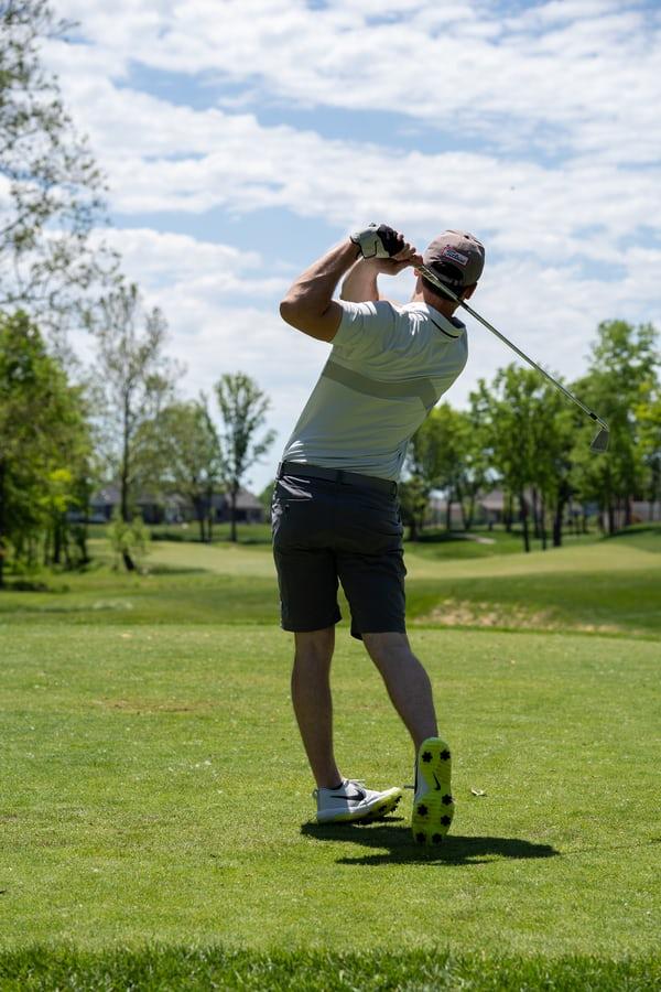 best golf shoe swing