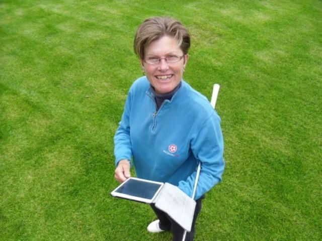 best local golf coach Alison Johns