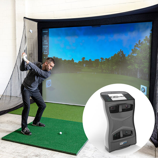 foresight golf simulator