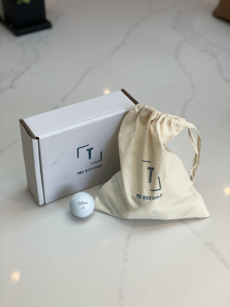 Golf Subscription Box UK