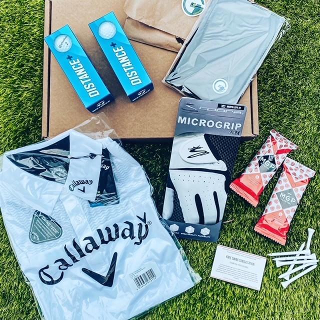 Golf Subscription Box