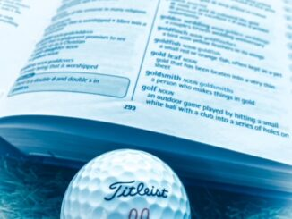 Golf Glossary Golfing Terms