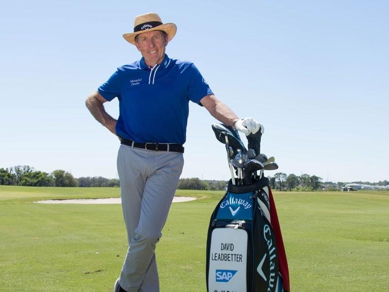 leadbetter golf swing foot pressure