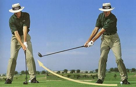 leadbetter smart insole golf drill