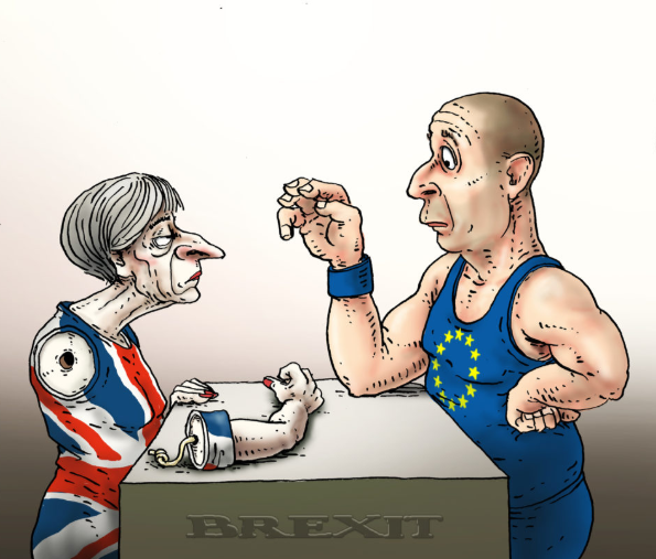 Morning Update - David and Goliath?